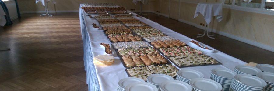 Goethe Saal – Tagung – Buffet