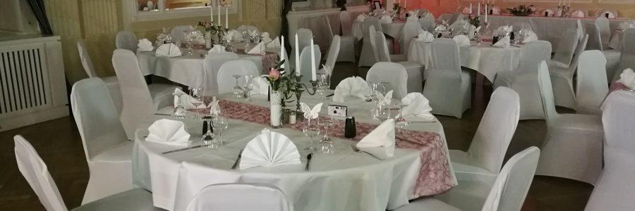 Goethe Saal – Hochzeit bzw. Geburtstag